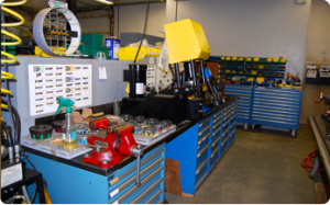 hydraulic custom parts
